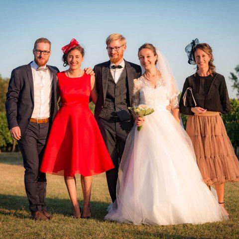 Mariage de Delphine et Paul